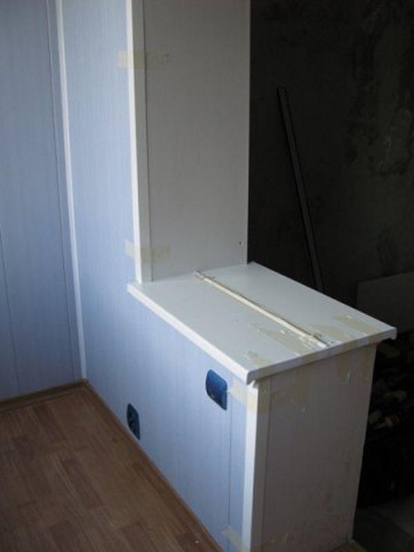 Объединение лоджии или балкона с комнатой.